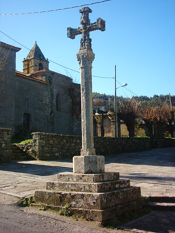 Santa María of the Areas Crosspiece